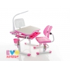 Комплект растущей детской мебели (стол + стул) Mealux EVO-05