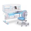 Комплект растущей мебели (стол + кресло) Mealuxe EVO-50